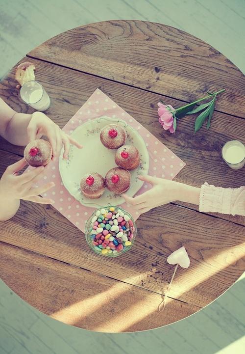 mesa cupcake