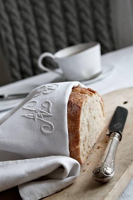 simplicidade pães