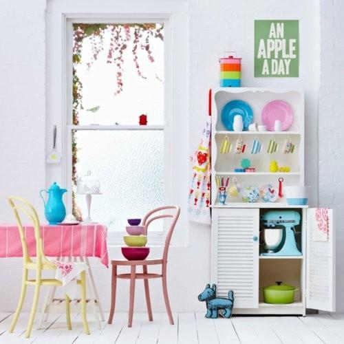 cozinha color